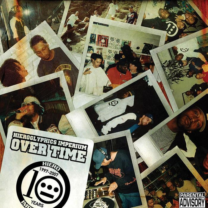 wishing4vinyls:  Heiroglyphics - Over Time [Vinyl]