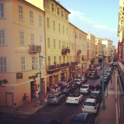 #nice#view#provance#menton#france#houses#cars#holiday#vacation#summer#hot http://instagr.am/p/NYAgJXlCCR/