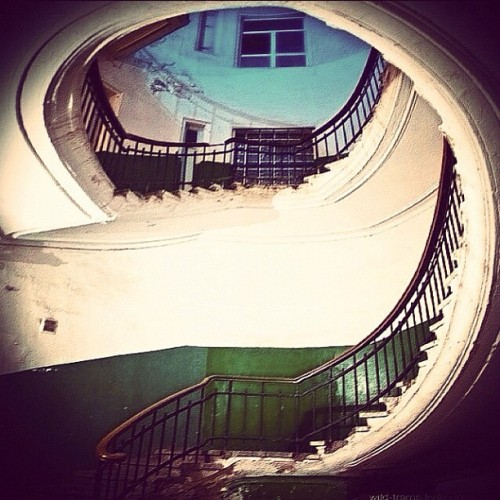 #silkstate, #stairs, #pics,  (Taken with Instagram)
