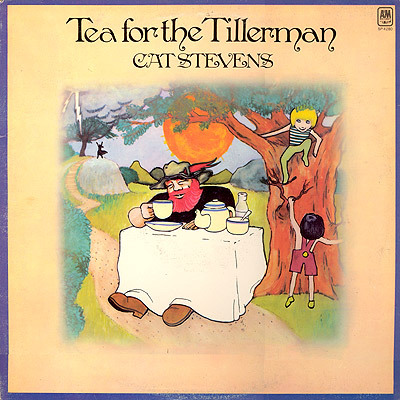 Cat Stevens - Tea for the Tillerman Release Date : 1970 Genre : Folk Country : UK