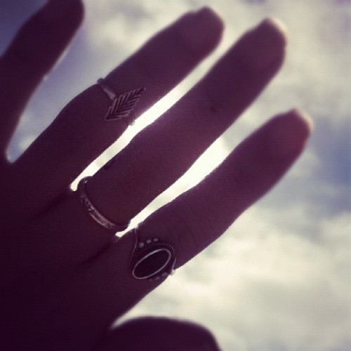 #rings n #things (Taken with Instagram at Ocean Beach Pier)