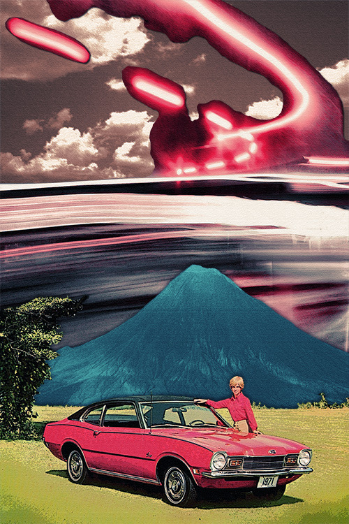 """New Toy"" by Eugenia Loli  Follow the artist: TumblR 