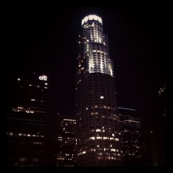 Downtown dippin! #LA #Downtown #LateNightTip 🍻😏🍸 (Taken with Instagram)