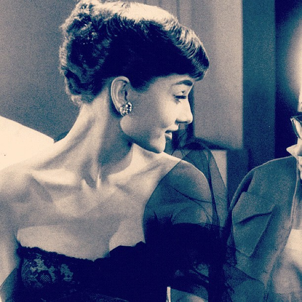 #audrey #audreyhepburn #audreyeverlasting #icon #instagood #original #pretty #photography #style #stunning #fashion #gorgeous #love #beautiful #model  (Taken with Instagram)