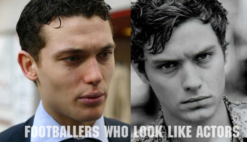 Thomas Vermaelen / Jude Law