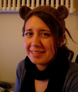 Everyone needs a bear headband, really!