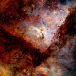 adspectus:  CTIO Image of Carina Nebula by NASA Goddard Photo and Video on Flickr.