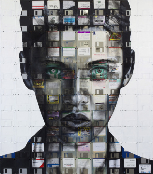 definitelydope:  DIGITAL MONTAGE NUMBER 1 (by Nick Gentry)