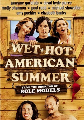 This was ridiculously funny. I loved its take on summer camp. Rating: 7/10