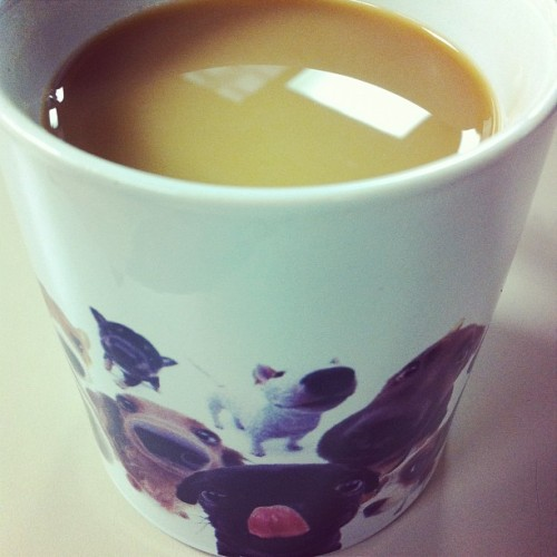 #coffee #mug (Taken with Instagram)