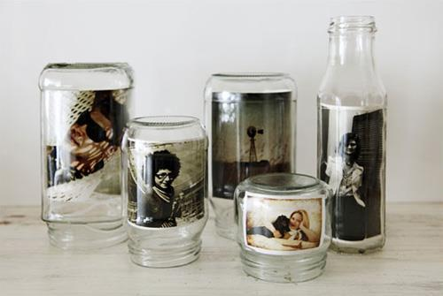 DIY Jar Frames