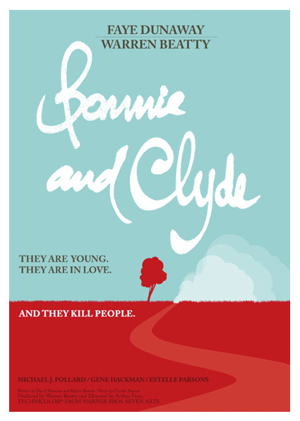 Bonnie and Clyde by Vasco Valentim