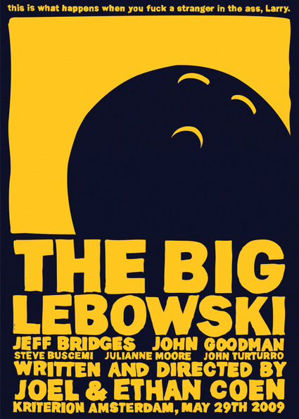 The Big Lebowski by Vasco Valentim