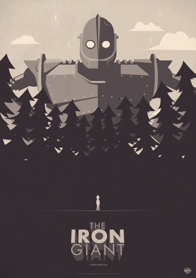 The Iron Giant by Jonny Eveson
