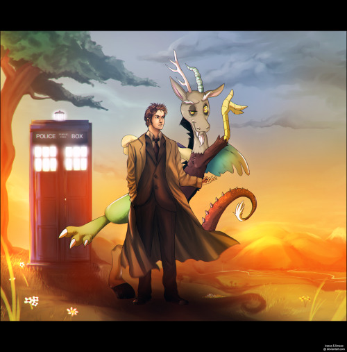 Oooooh, the Doctor looks brilliant!
