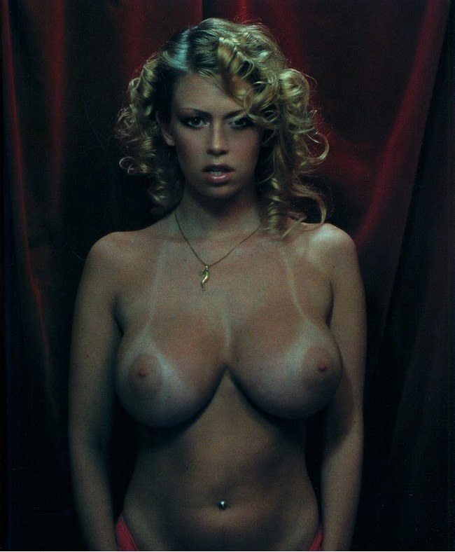 Jenna jameson's first nudes and sex photo
