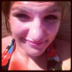 #poolside #pool #tan #relaxing #life #capecod #vacation  (Taken with Instagram)