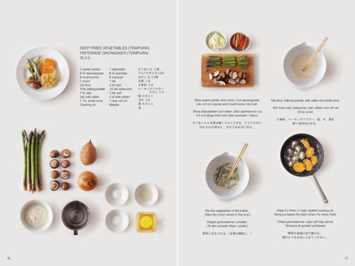 dulcisdomus:(vía Guide to Foreign Japanese Kitchen by Moé Takemura | Yatzer)