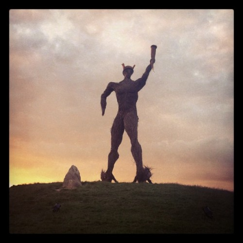 The Wickerman (Taken with Instagram)