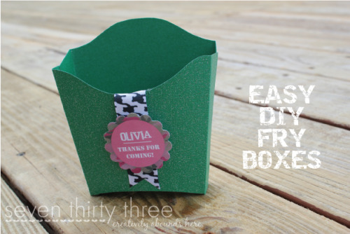 pixiedustcrafts:  DIY Cardstock Fry Box. Cute handmade party favor. I want some sweet potato fries now:)  http://www.733blog.com/2012/06/diy-fry-favor-box.html?m=1
