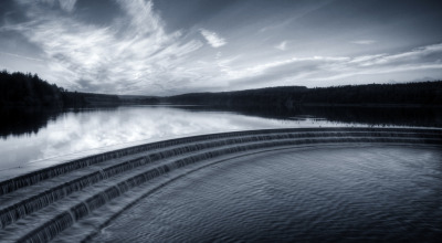 Fewston Overflow Sunset | Fewston Reservoir, England© Alastair Crompton