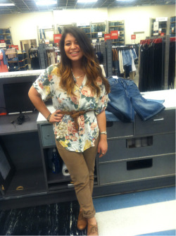my beautiful co-worker Zylah