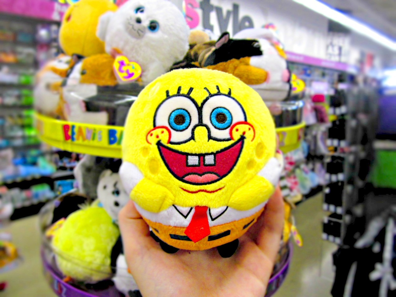 3ternity:  spongebob has become spongeball