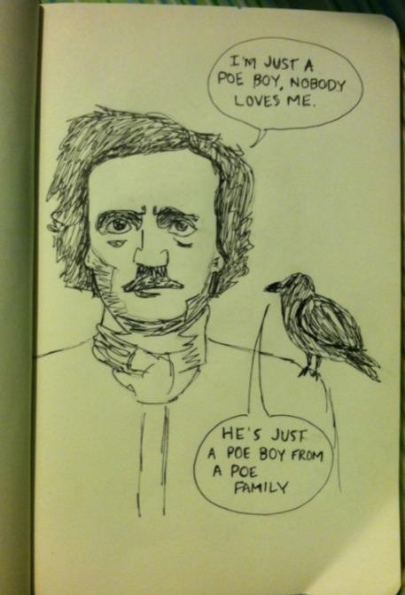 Quoth the Queen Nevermore