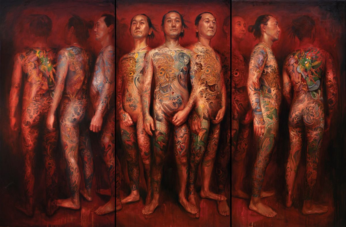 Shawn Barber (via Art Attacks Online)
