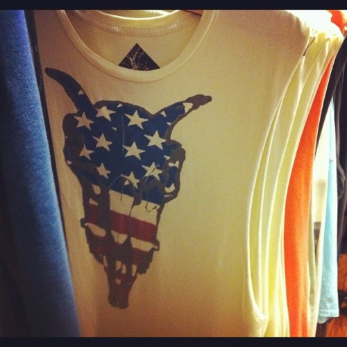 SS13 muscle #tsquad #flag #us #america #tshirt #graphics (Taken with Instagram)