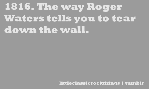 littleclassicrockthings:  Roger Waters of Pink Floyd Submitted by a-bit-of-prog