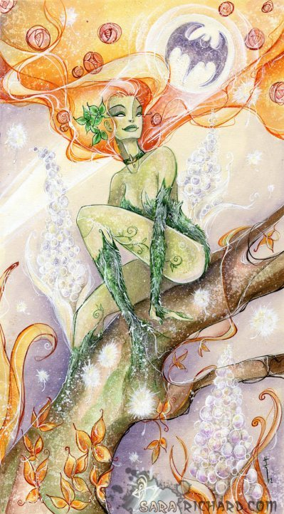 Poison Ivy by Sara Richard.