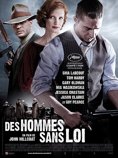 LAWLESS  FRENCH POSTER