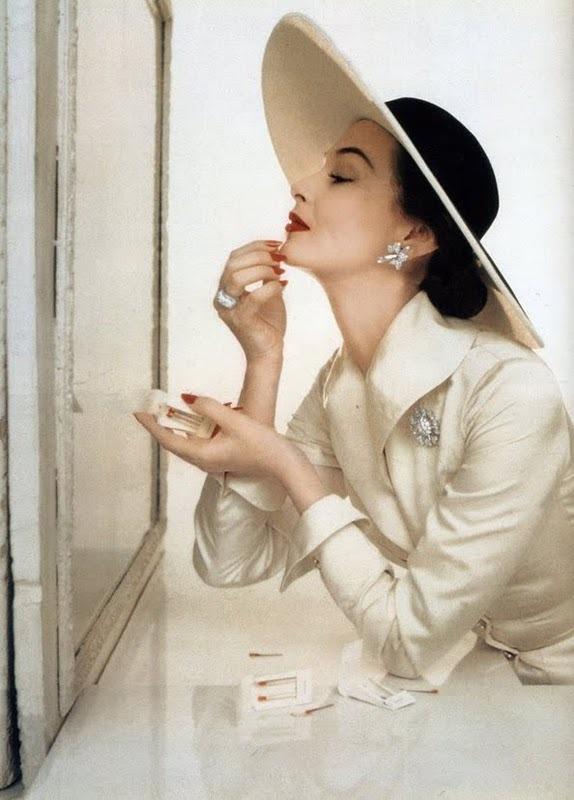 John Rawlings for Vogue (1950)
