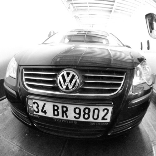 #igers #photitos #iphonesia #car #istanbul #vw (Taken with Instagram)