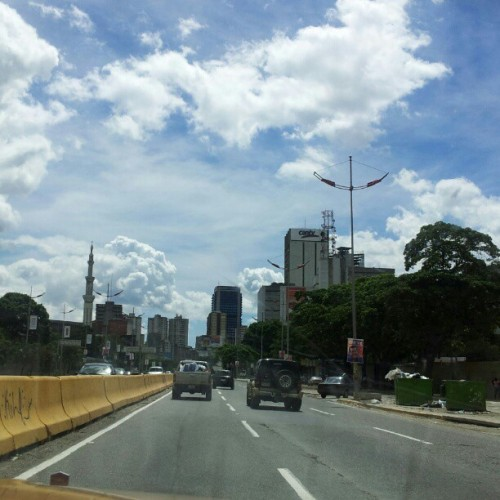 Caracas Loca (Taken with Instagram at Caracas)
