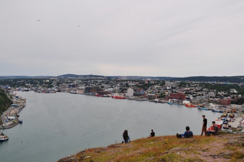 The Citizen from St. John's, NL, taken by me