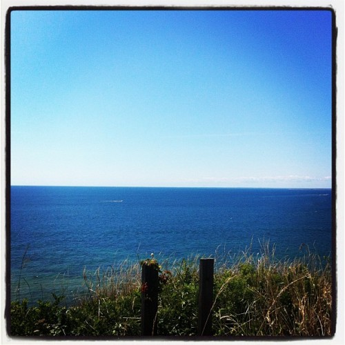 Taken with Instagram at Gay Head Cliffs