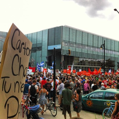#manifencours underway (Taken with Instagram)