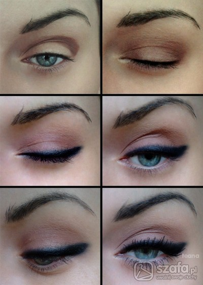 How to/Pinkish brown smoky eye