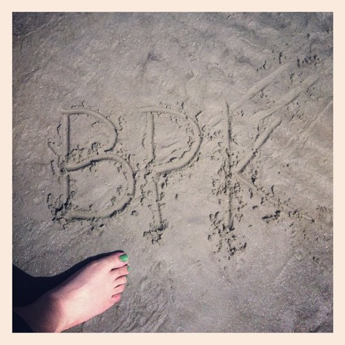 #BackPackKids on deck at the beach… #photos #HiltonHead  (Taken with Instagram)