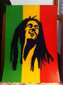 my tribute to Robert Nesta Marley.