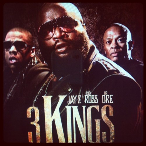 "#3Kings I #Swear fo #God #JayZ #Blacked out "" I remember I used to drive the #Beamer now I can park at my own #Arena  (Taken with Instagram)"