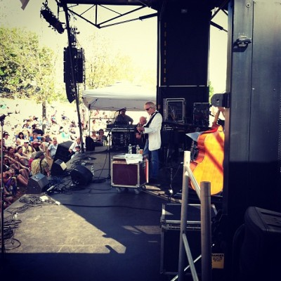 Singer songwriter legend JD Souther @wxpnfm #xpofest  (Taken with Instagram)