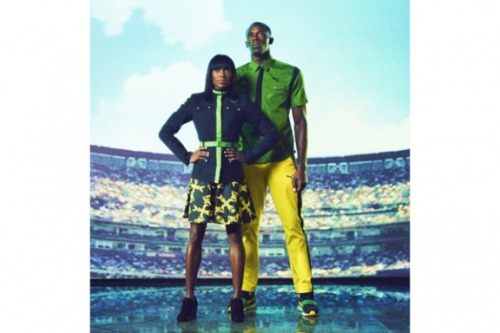 olympicfashion:  Team Jamaica 2012
