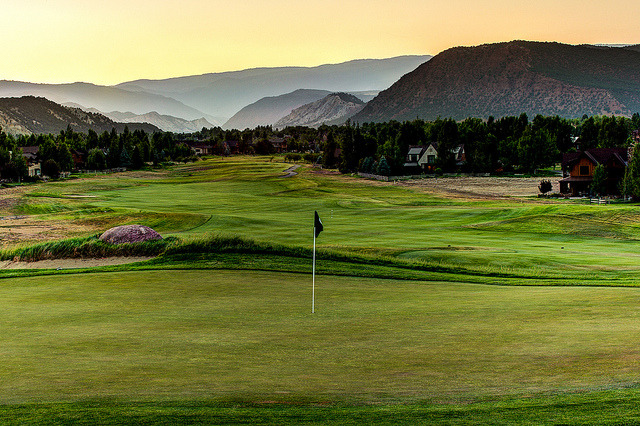 River Valley Ranch Golf Club - Carbondale, CO on Flickr.Via Flickr: I am doing some Web Design and Branding work for a golf course back in Colorado and talked them into letting me do some photography as well. Here is one shot from many I took. [www.tobyharriman.com] [facebook] [Google+] [Tumblr] [Twitter] [redbubble]View on Black © Toby Harriman all images Creative Commons Noncommercial. Please contact me before use in any publication.