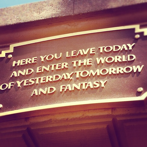 Best Disney trip ever! (Taken with Instagram)