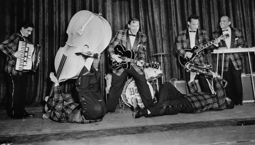 musicboys:  Bill Haley and His Comets  this is rock and roll.