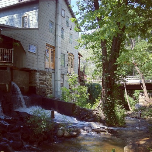 Taken with Instagram at Tuthilltown Distillery