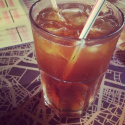 #longislandicetea#icetea#rum#vodka#cola#peach#yummy#drink#cocktail#bar#cold#france#menton#vacation#holiday#summer#fun http://instagr.am/p/NZc846FCGQ/